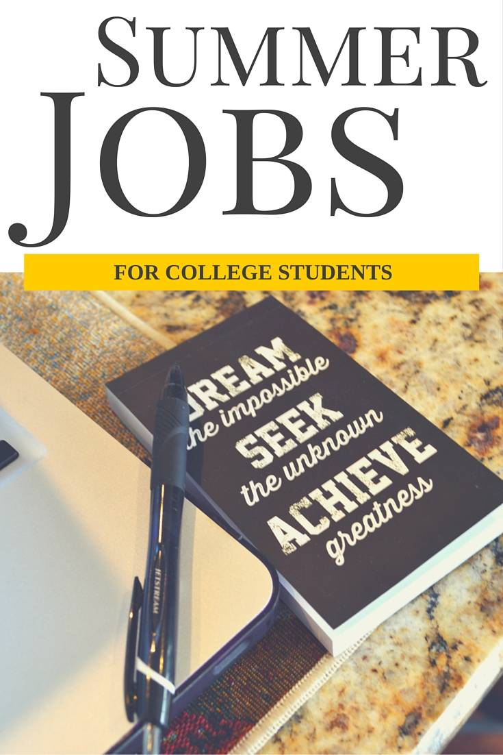 summer jobs for college students livinglesh