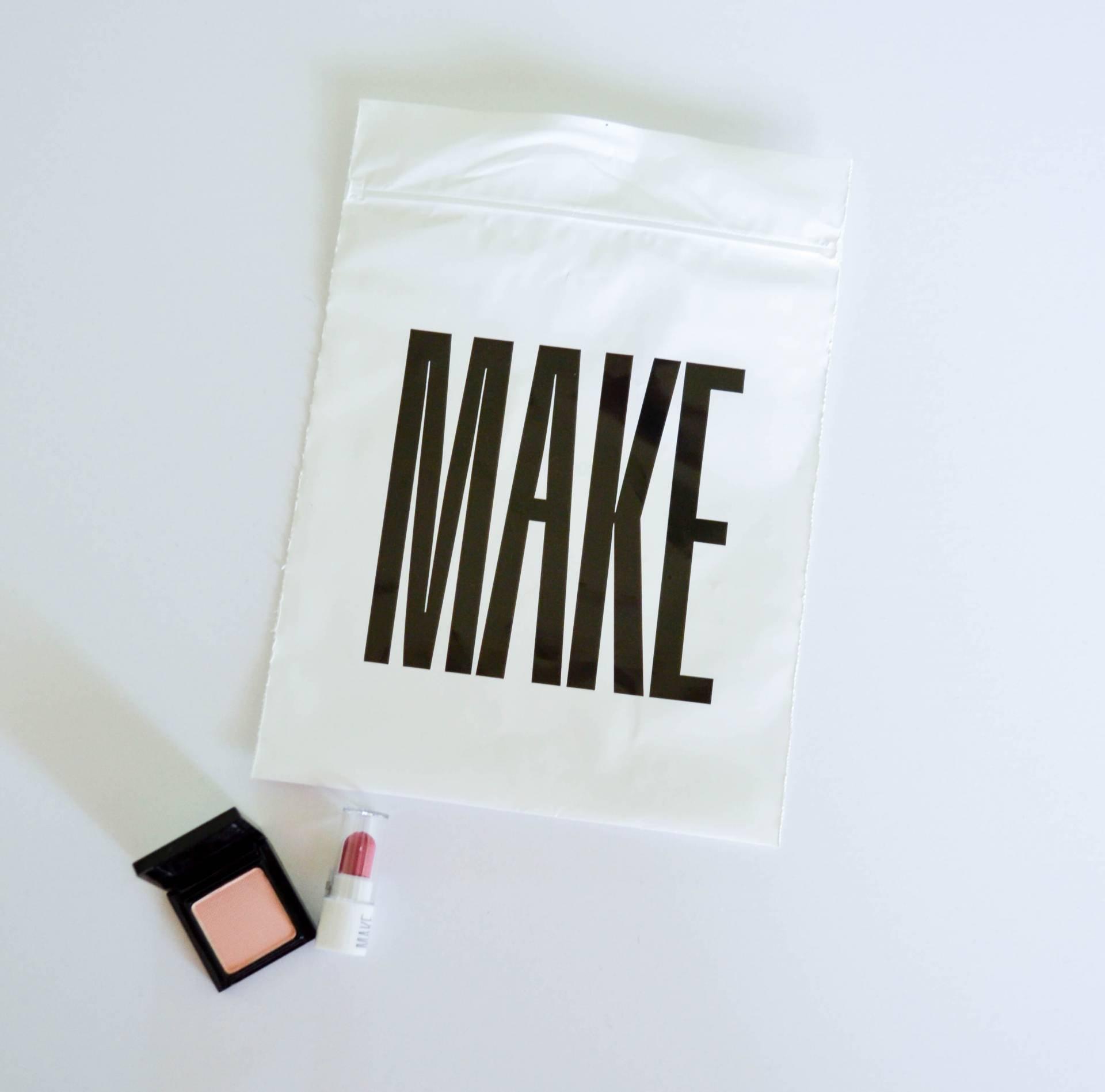 make cosmetics