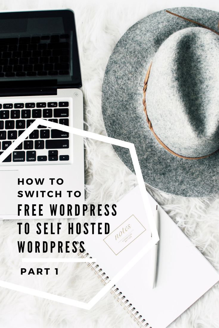 wordpress switch (part 1)
