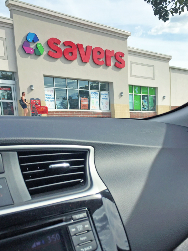 Find Your Essentials Without Spending So Much $$ at Savers Thrift Store