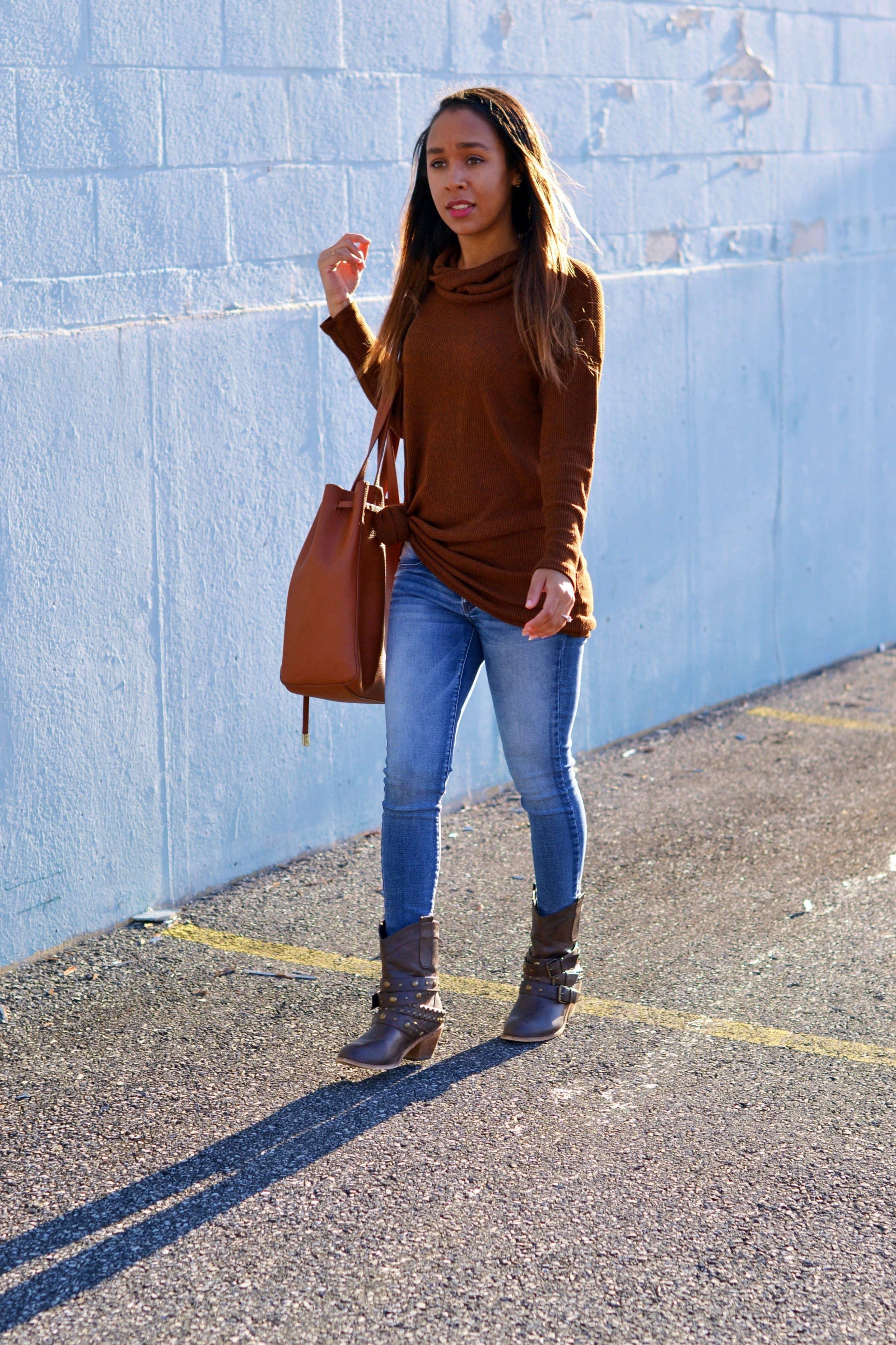 alter a sweater dress