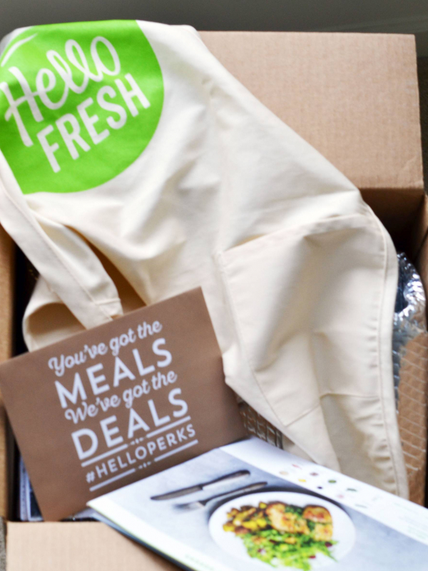 Moving In & Cooking for Bae with HelloFresh