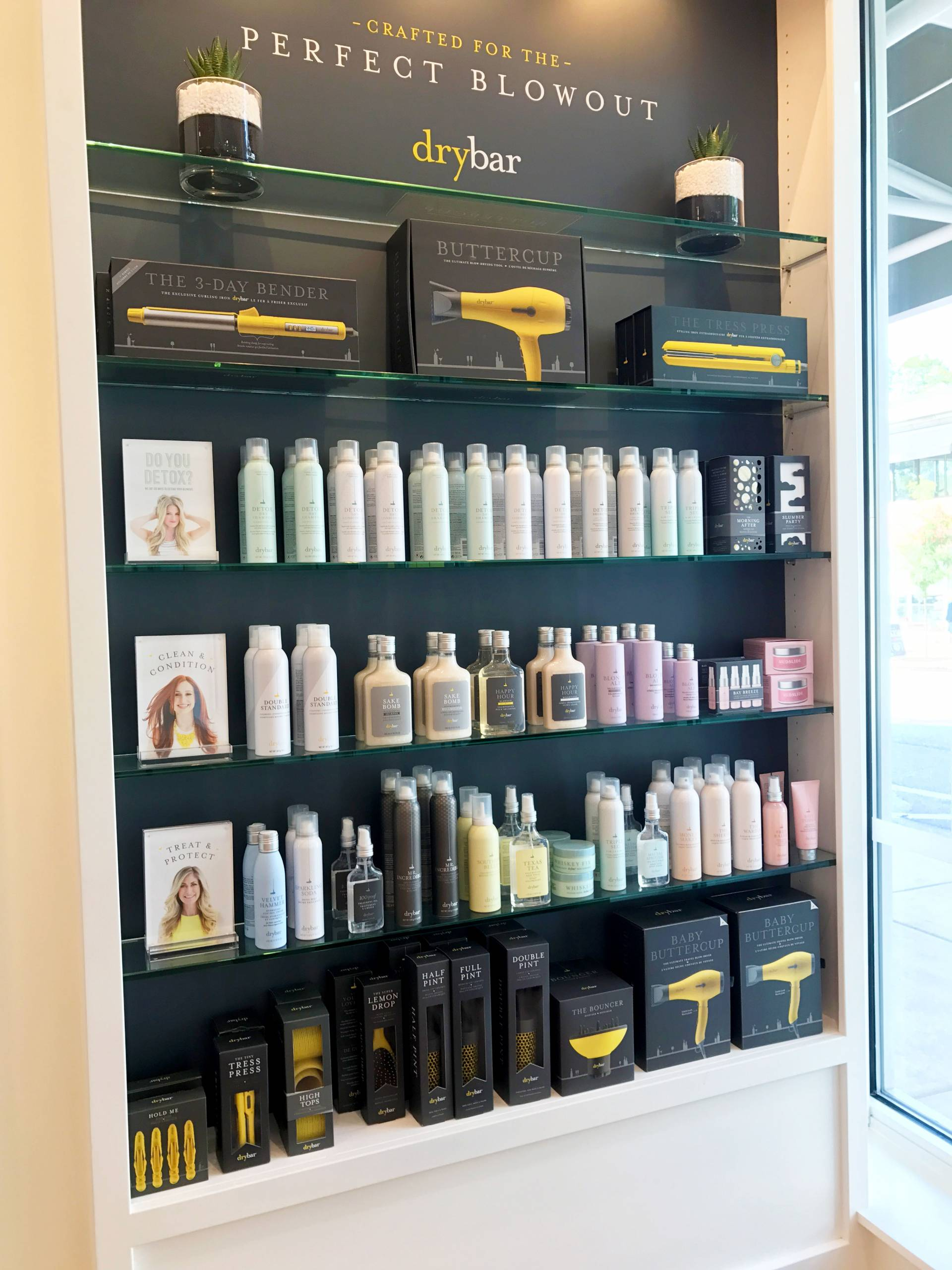 drybar products