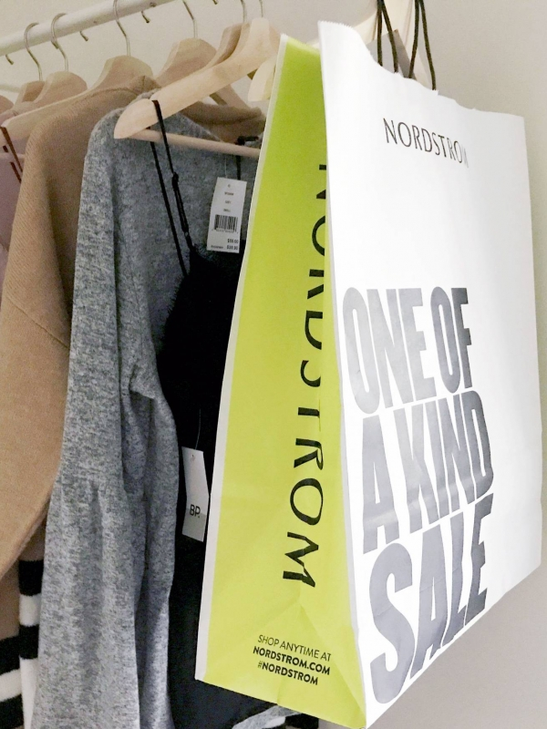 Nordstrom Anniversary Sale: In-Store Picks + Try Ons