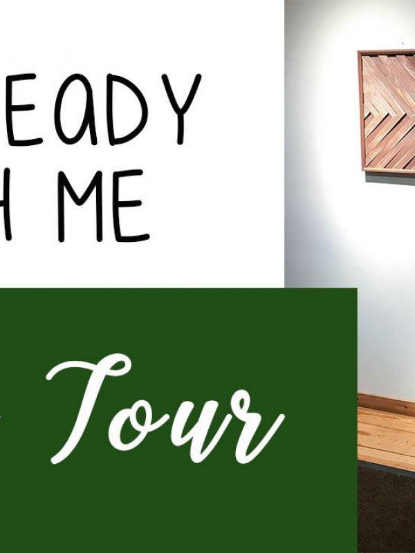 Get Ready With Me: Wine Tour
