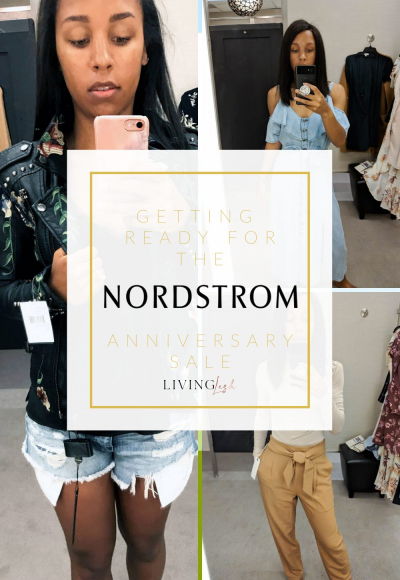 How to Prepare for the Nordstrom Anniversary Sale
