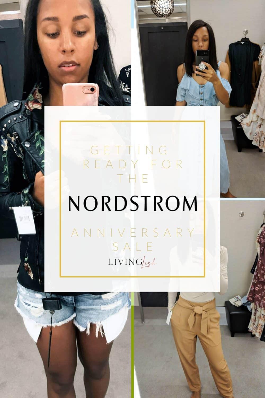 LivingLesh sharing details for the Nordstrom Anniversary Sale