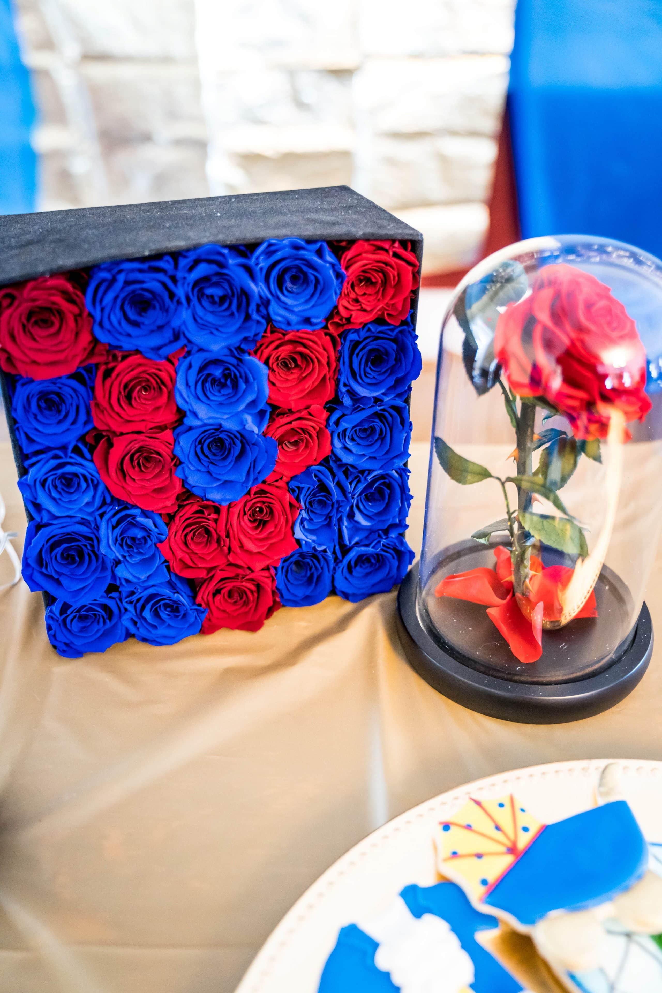 LivingLesh's flower box decoration