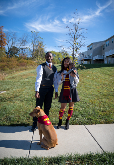 Baby's First Halloween | Harry Potter Family Costume