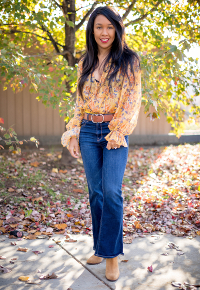 A Trendy, Effortless Thanksgiving Style