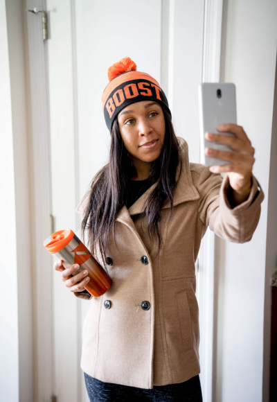 Give & Be Thankful with Boost Mobile