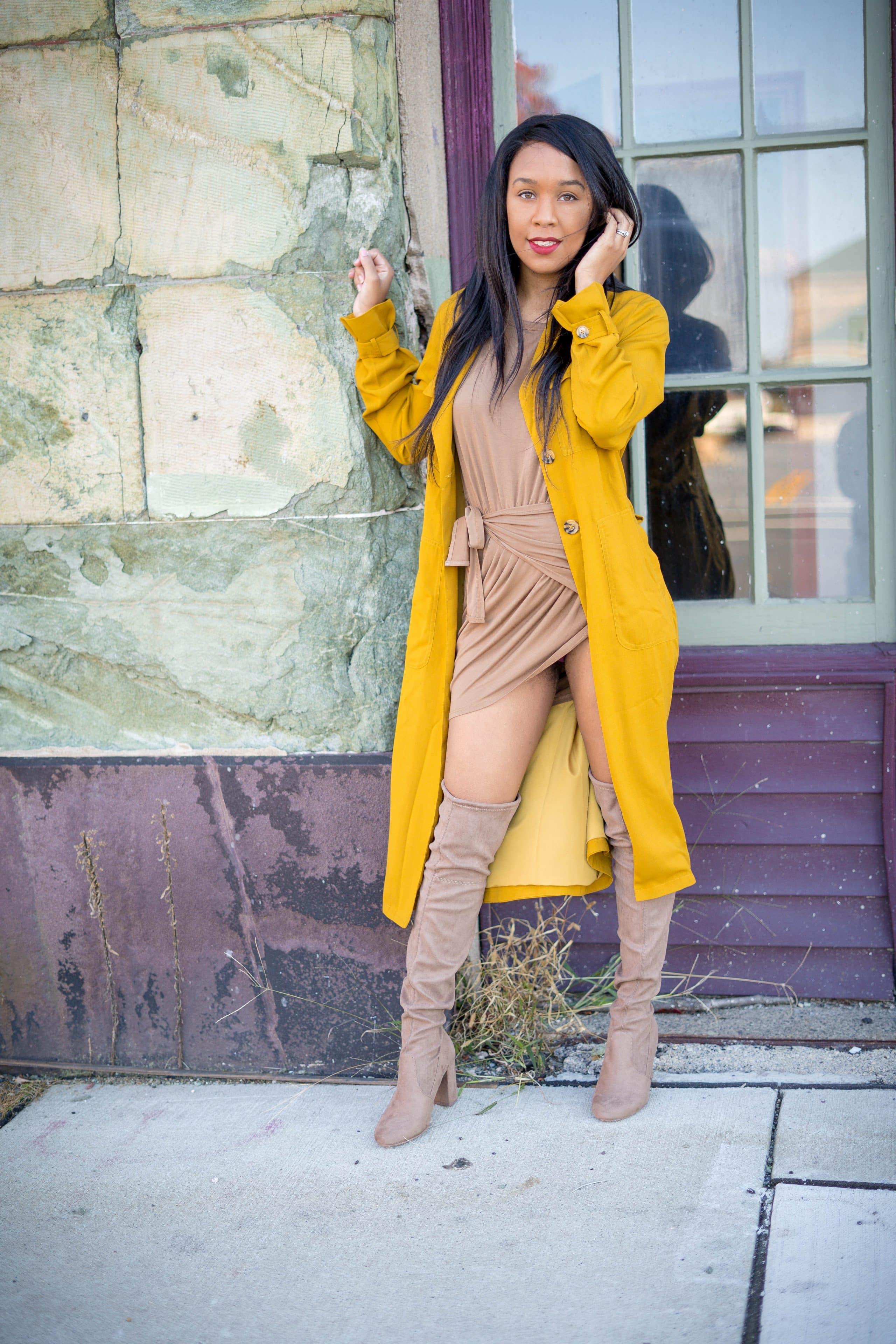 tarin mini dress