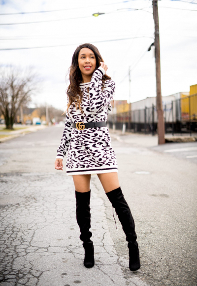 How to Rock the Animal Print Trend