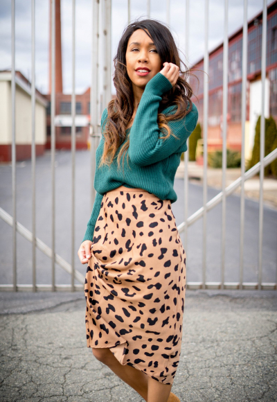 How to Accentuate Animal Print in Your Outfit