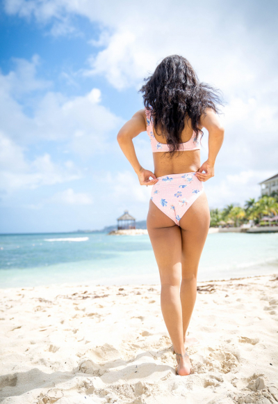 The Resort Outfits I Wore on My Jamaican Vacation