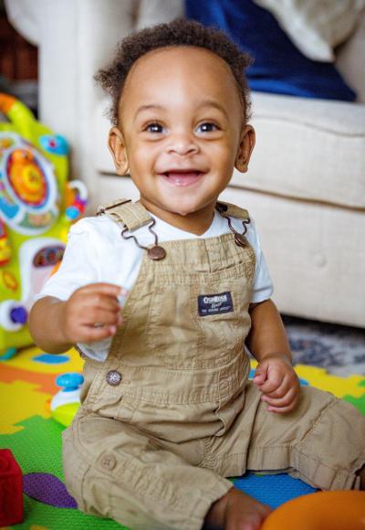 Loungewear Looks for Baby Boy