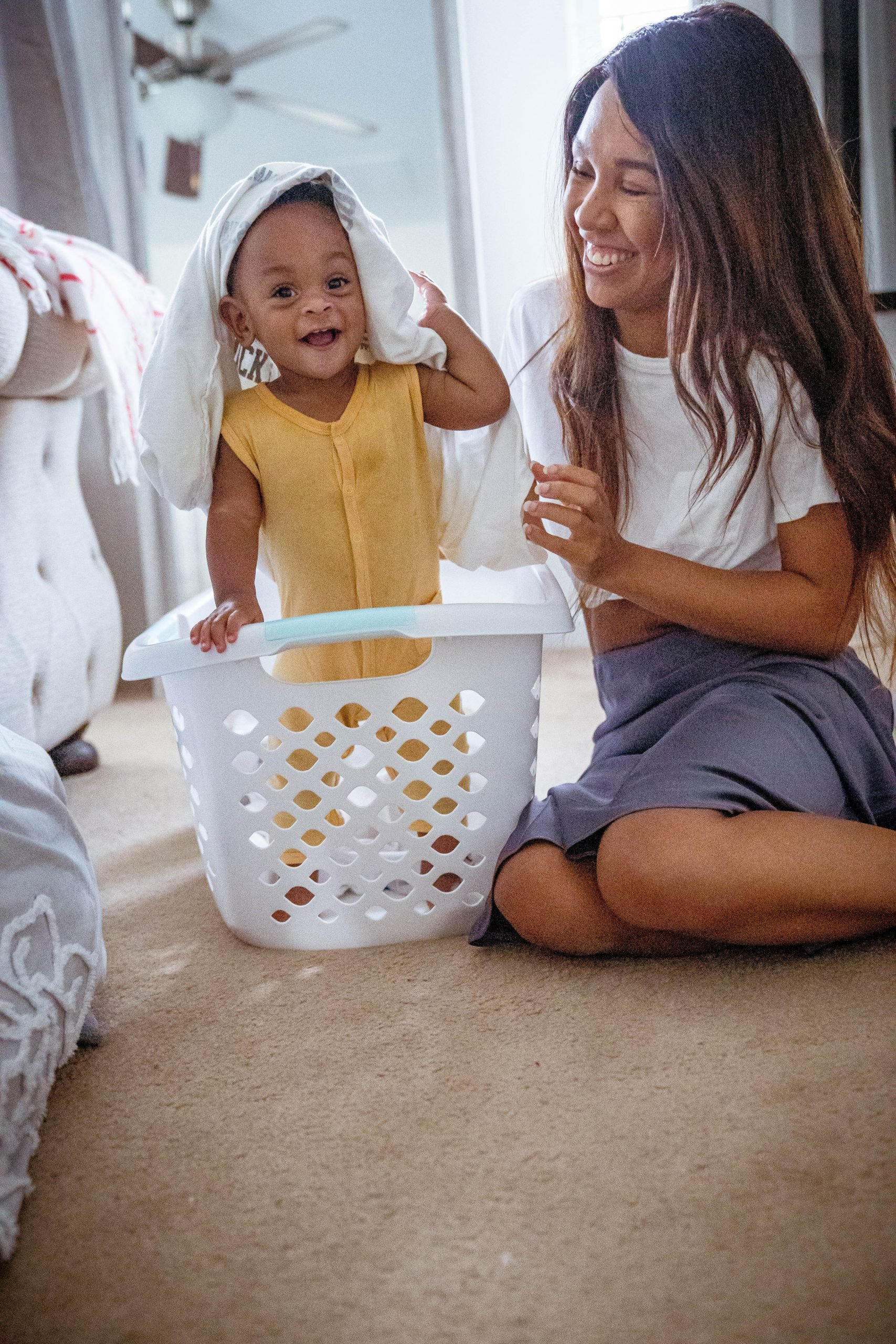 LivingLesh using ivory laundry detergent for babies with sensative skin