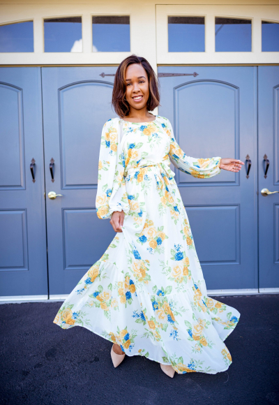 The Best Maxi Dress Hacks for Petites