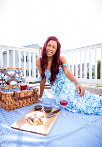 Tips For for an At Home Backyard Date Night Picnic