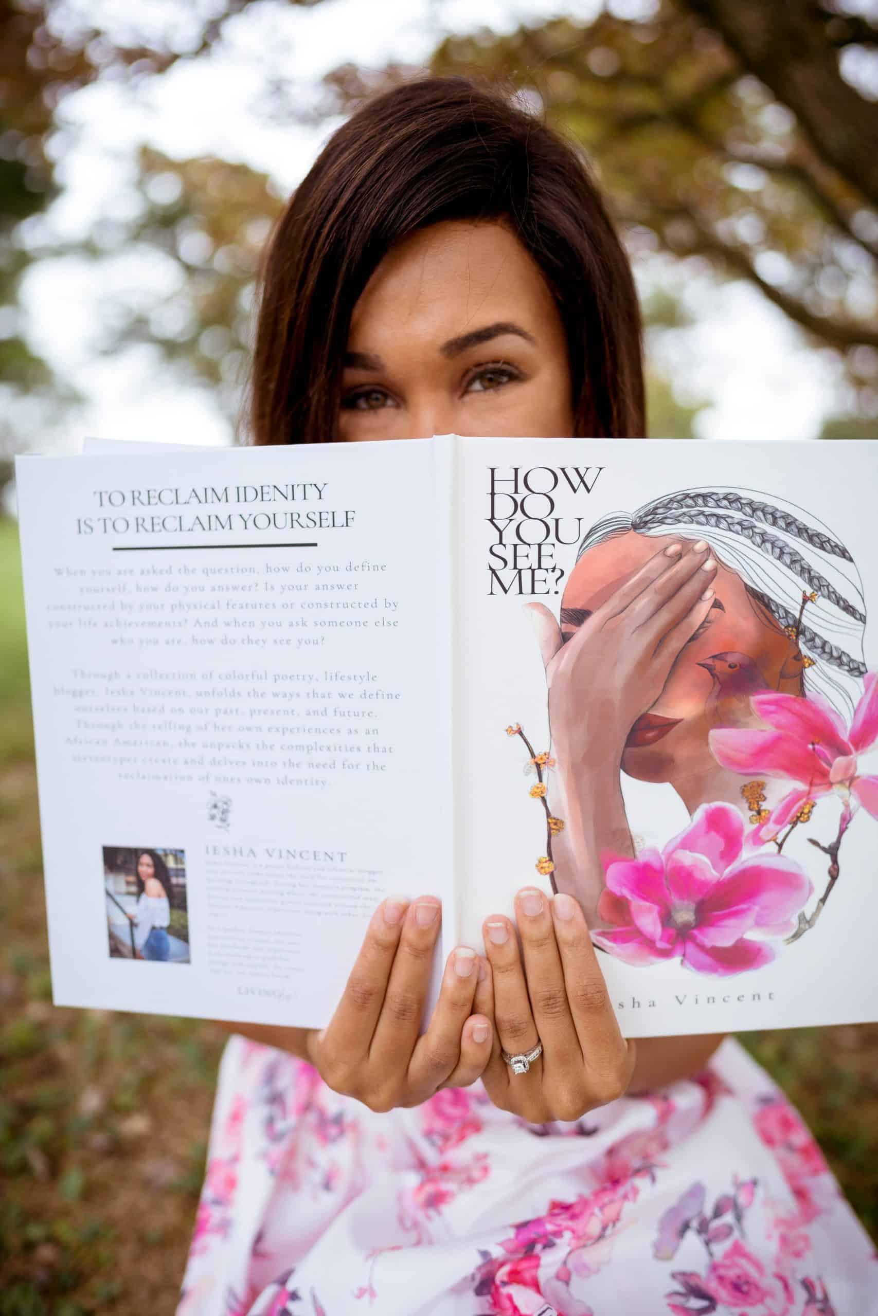 livinglesh book about black female