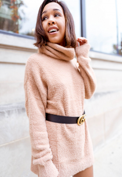 Styling Trending Fall Outfits in Neutral Tones