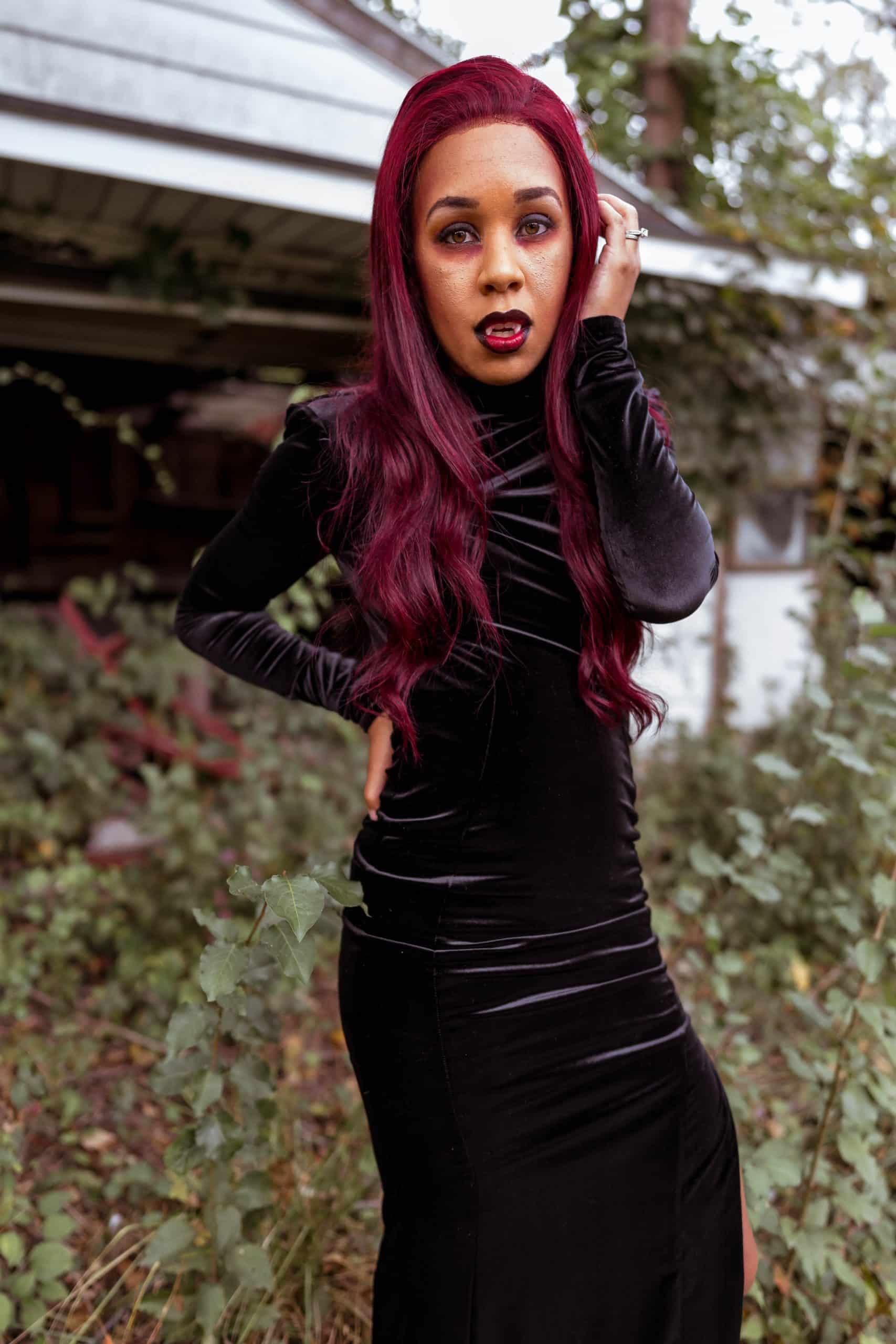 livinglesh vampire costume fashion