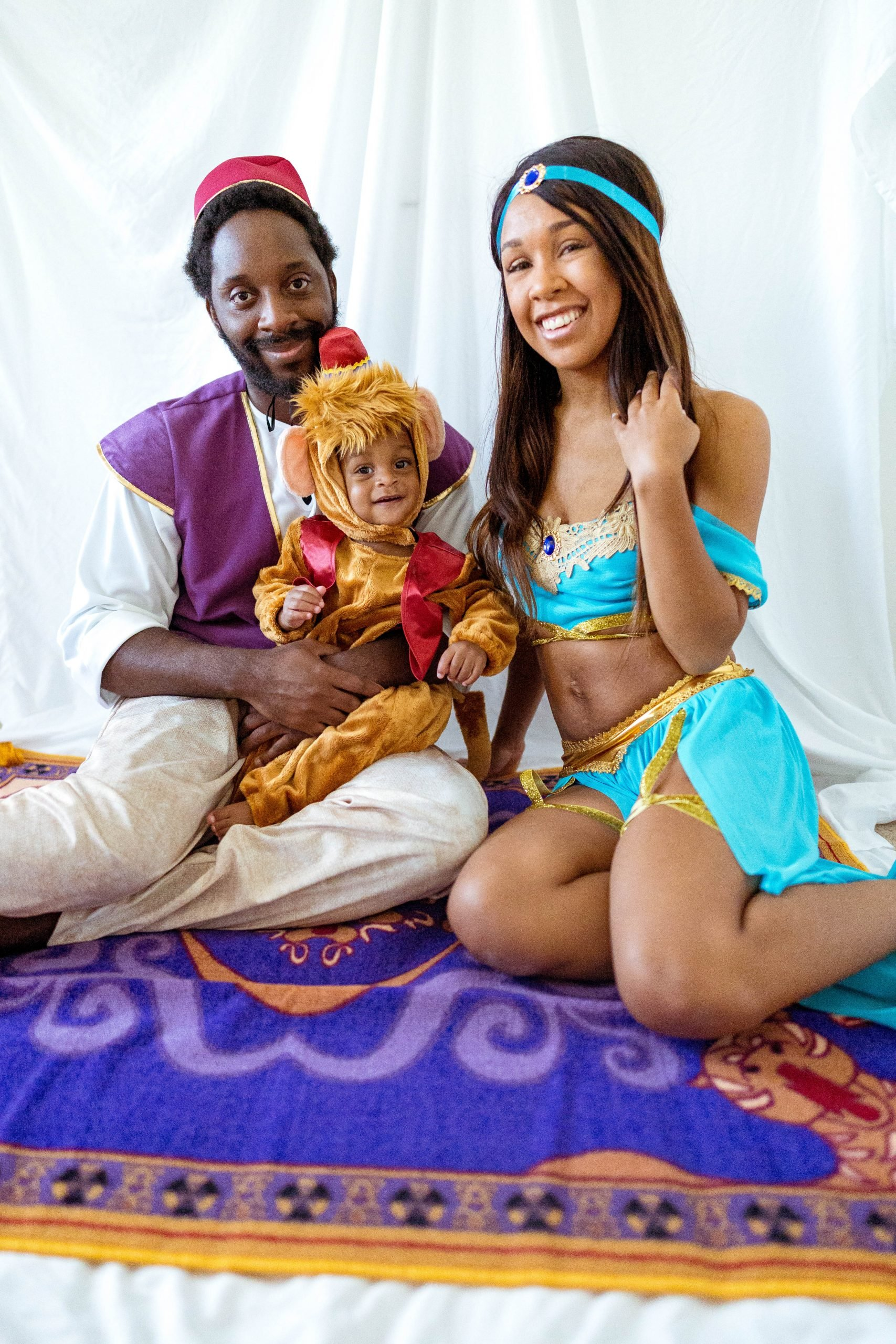livinglesh aladdin family costume