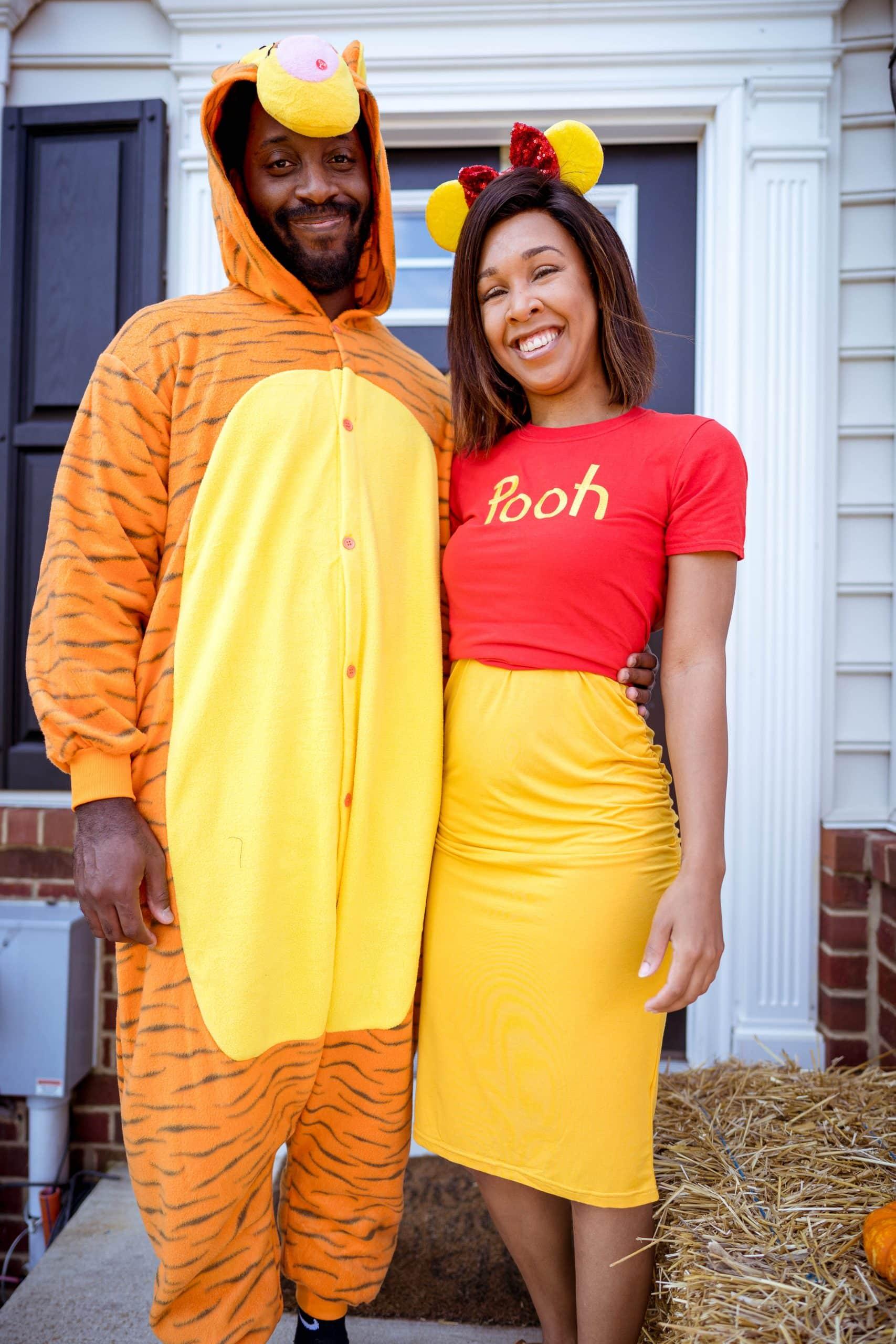 livinglesh couples winnie the pooh halloween costume