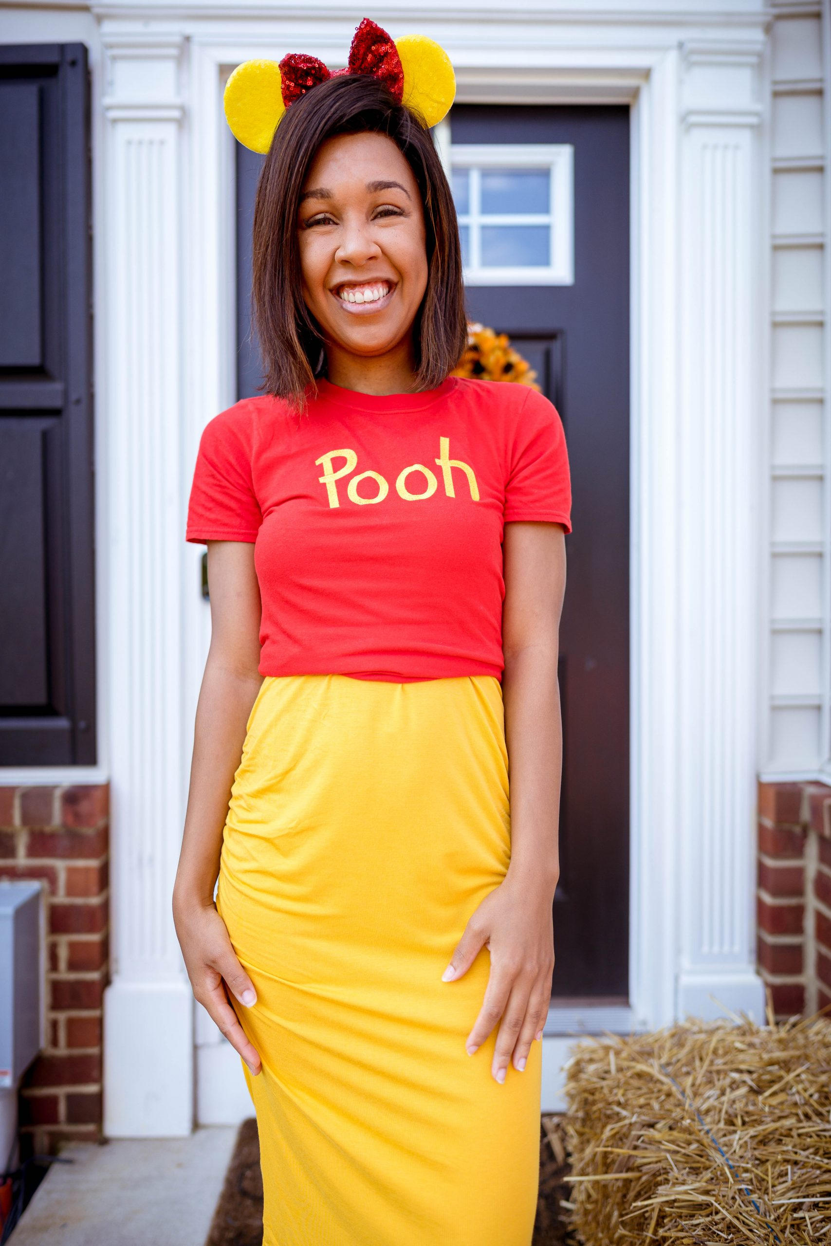livinglesh winnie the pooh costume for women