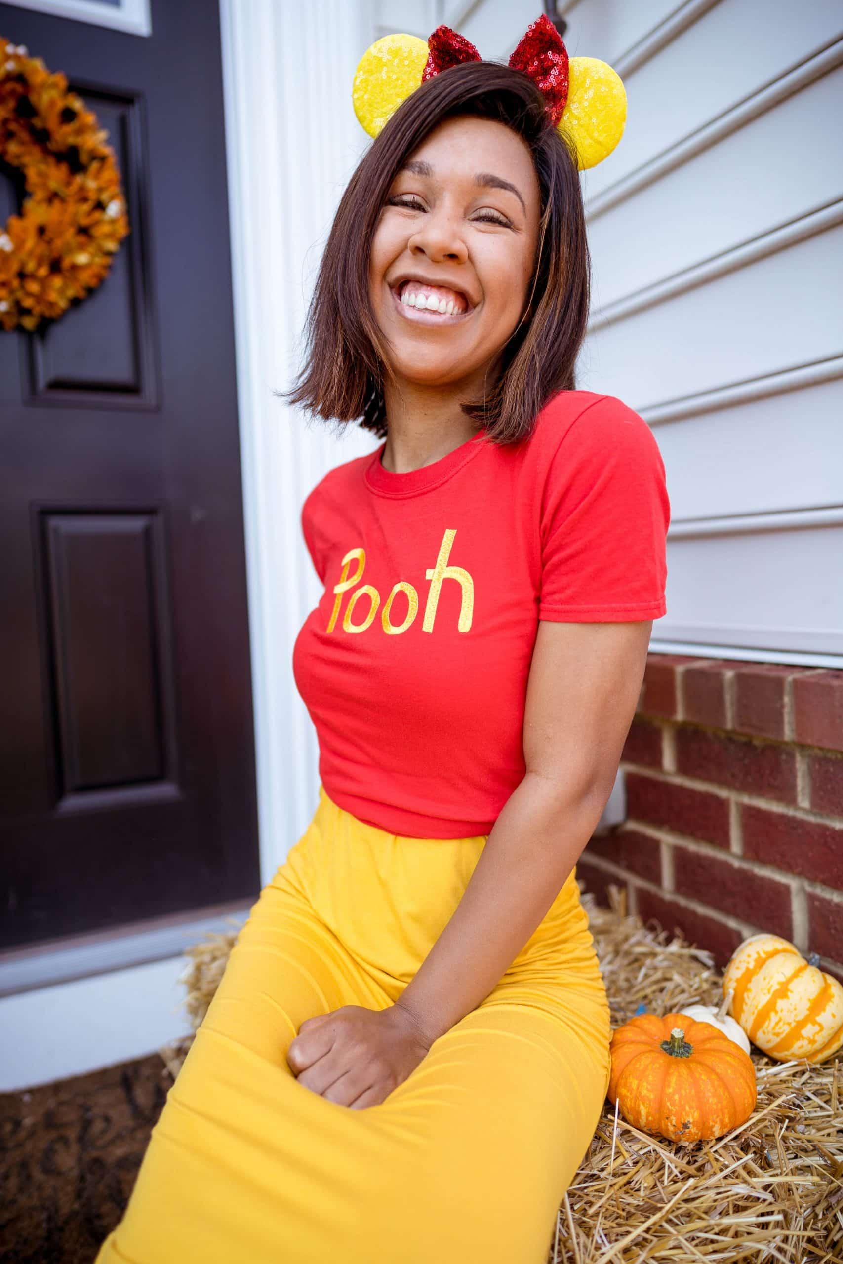 livinglesh winnie the pooh halloween costume