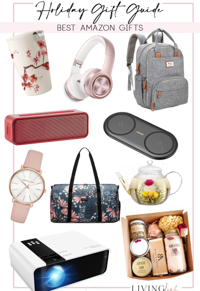 Amazon Gift Guide and Holiday Decor Inspiration