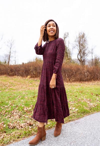 'Tis the Season to Dress Fashionably with Walmart