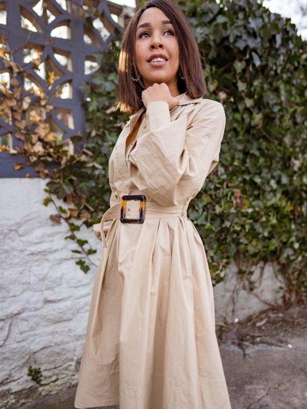 The Coat Dress Trend