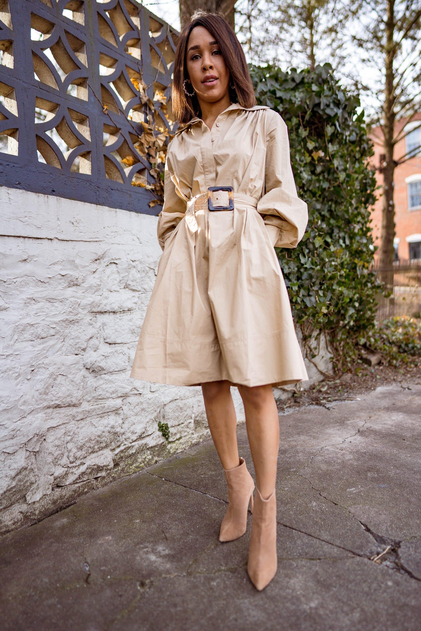 livinglesh rainy day dress