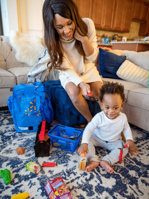 My Stay at Home Working Mom Hack with Walmart+