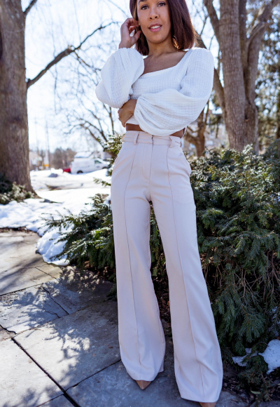 Saying Goodbye to Winter Outfits Without Truly Saying Goodbye