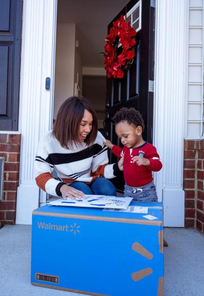 Toddler Toys & Essentials with Walmart+