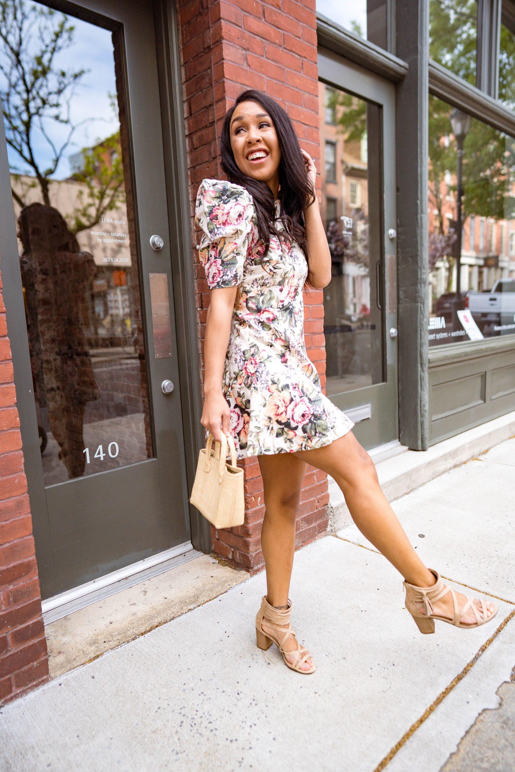 livinglesh summer brunch dress