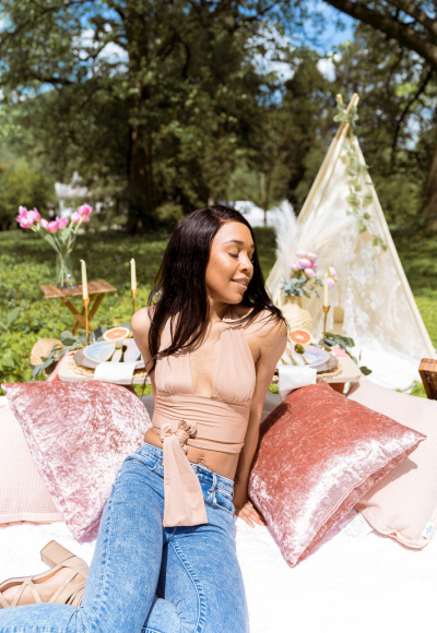 PopUp Picnic – The Rose Gold Picnic Aesthetic