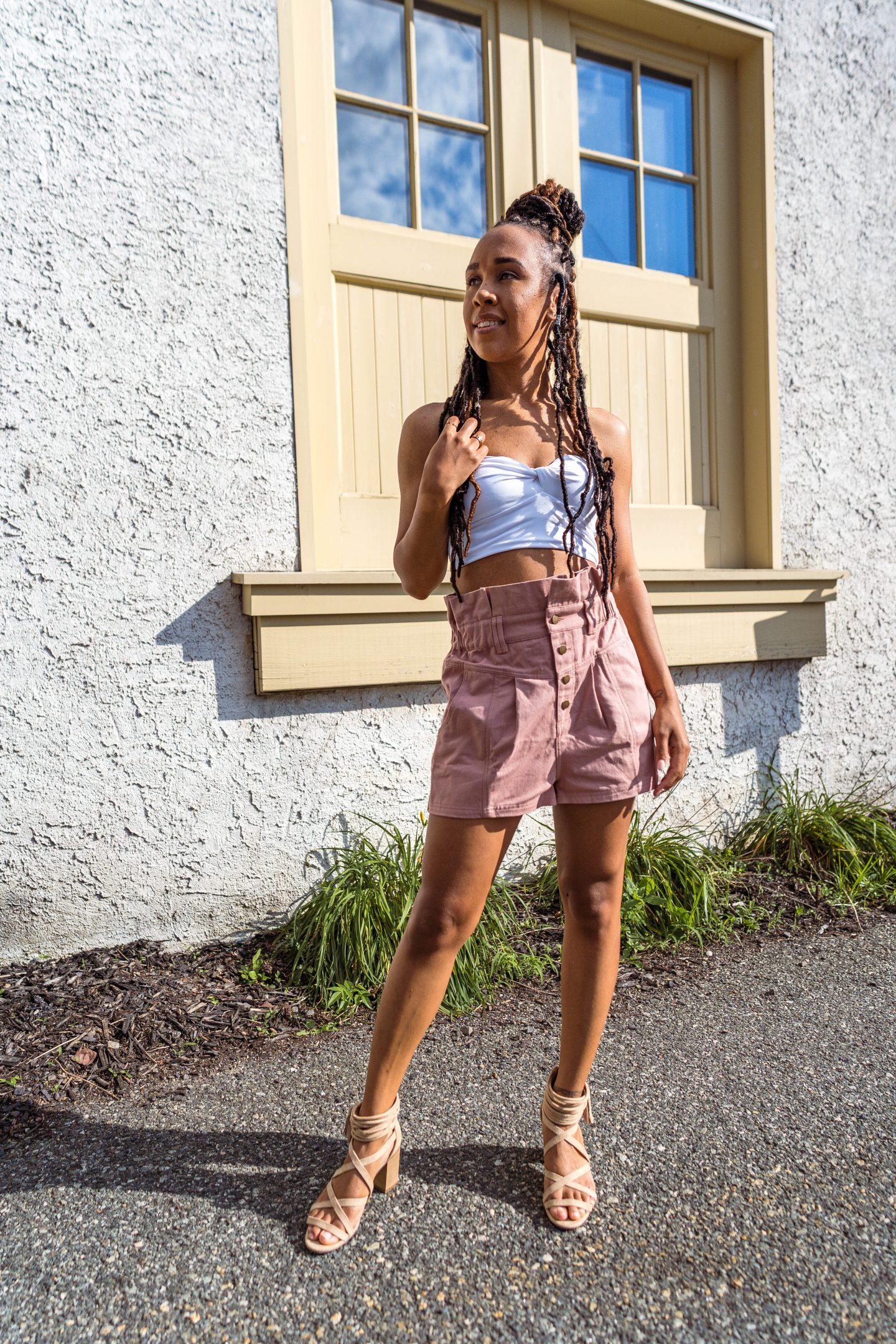 livinglesh how to dress for the summer heat