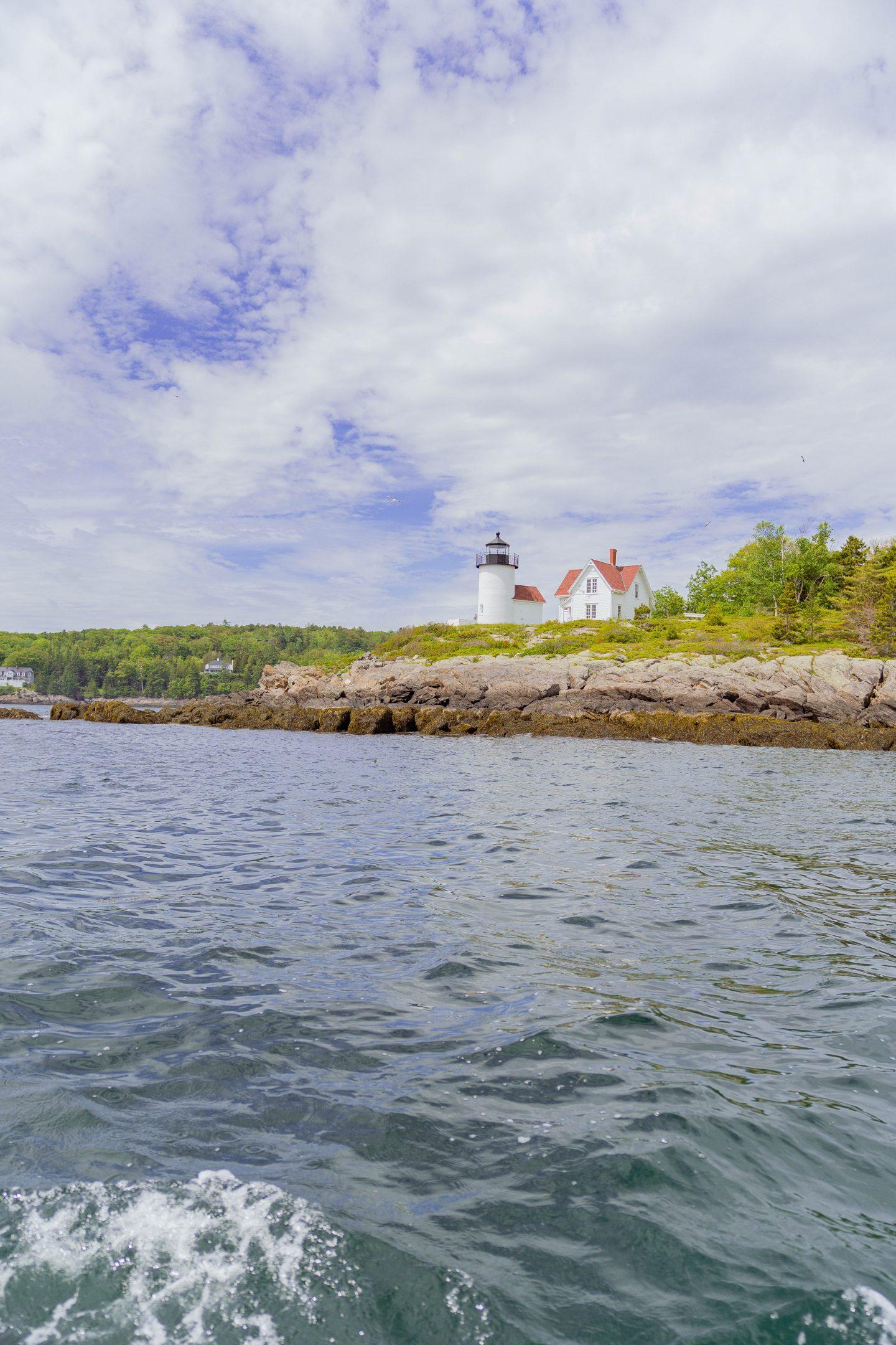 livinglesh lighthouse in camden maine