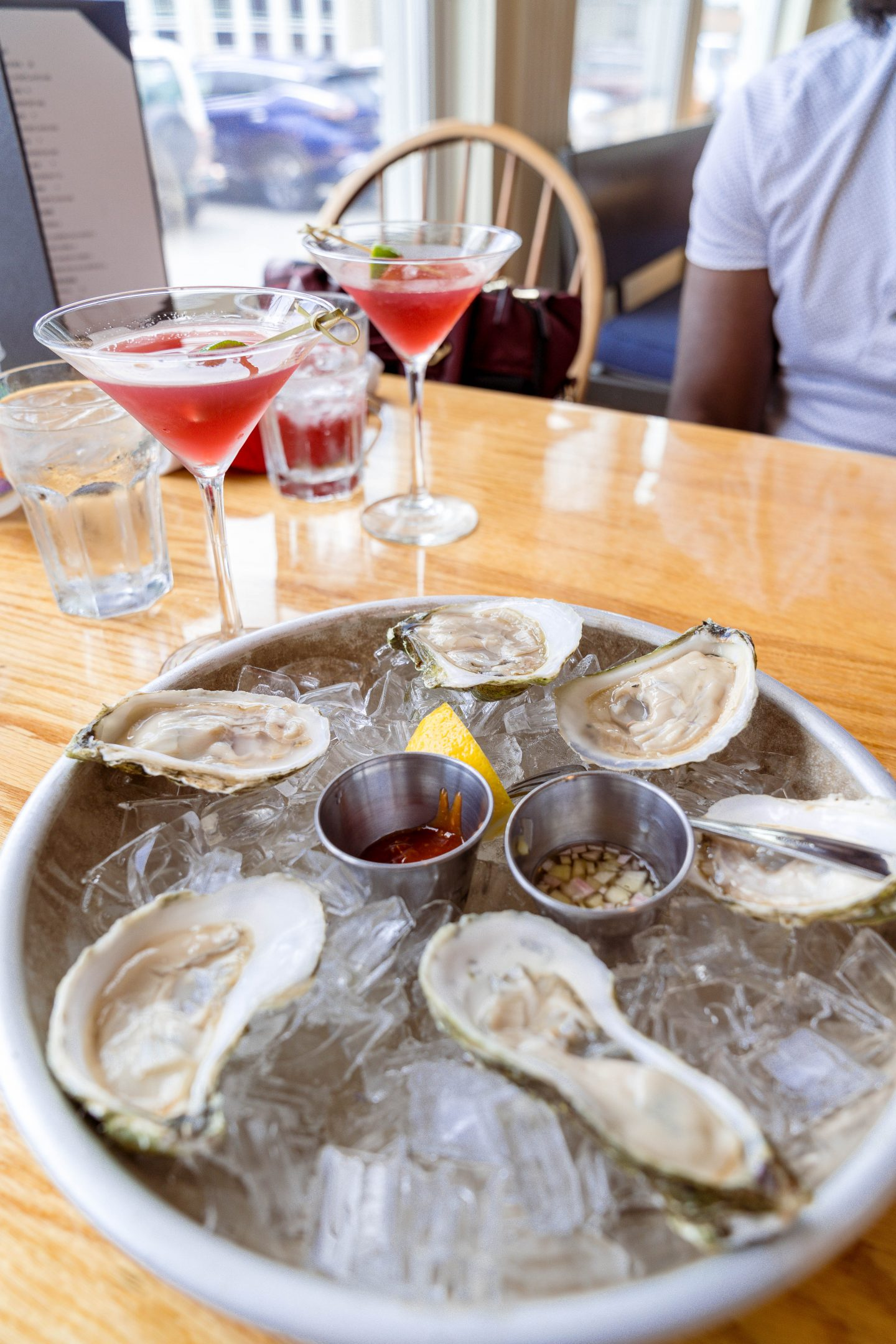 livinglesh peter otts on the water maine oysters