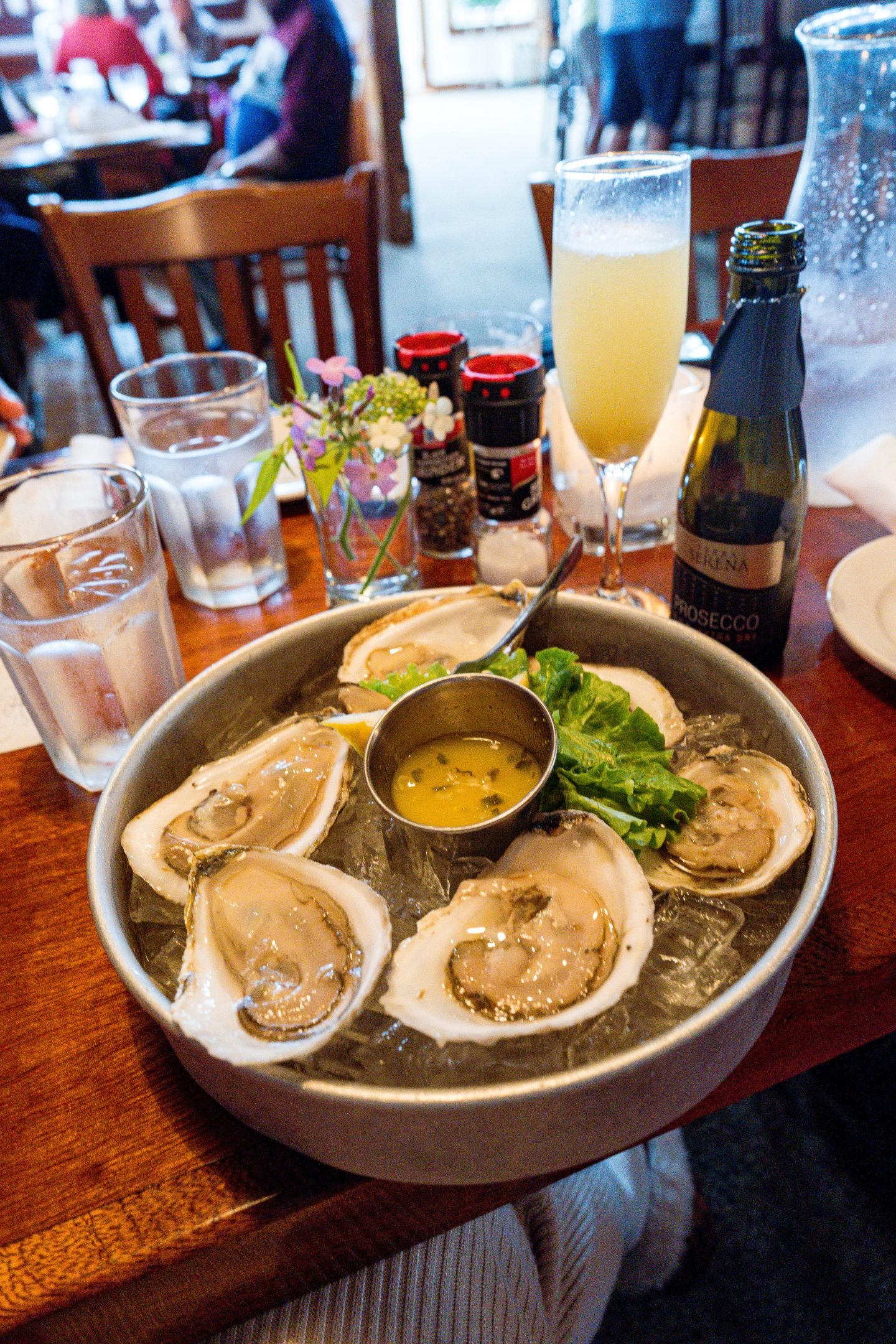 livinglesh the waterfront restaurant camden maine