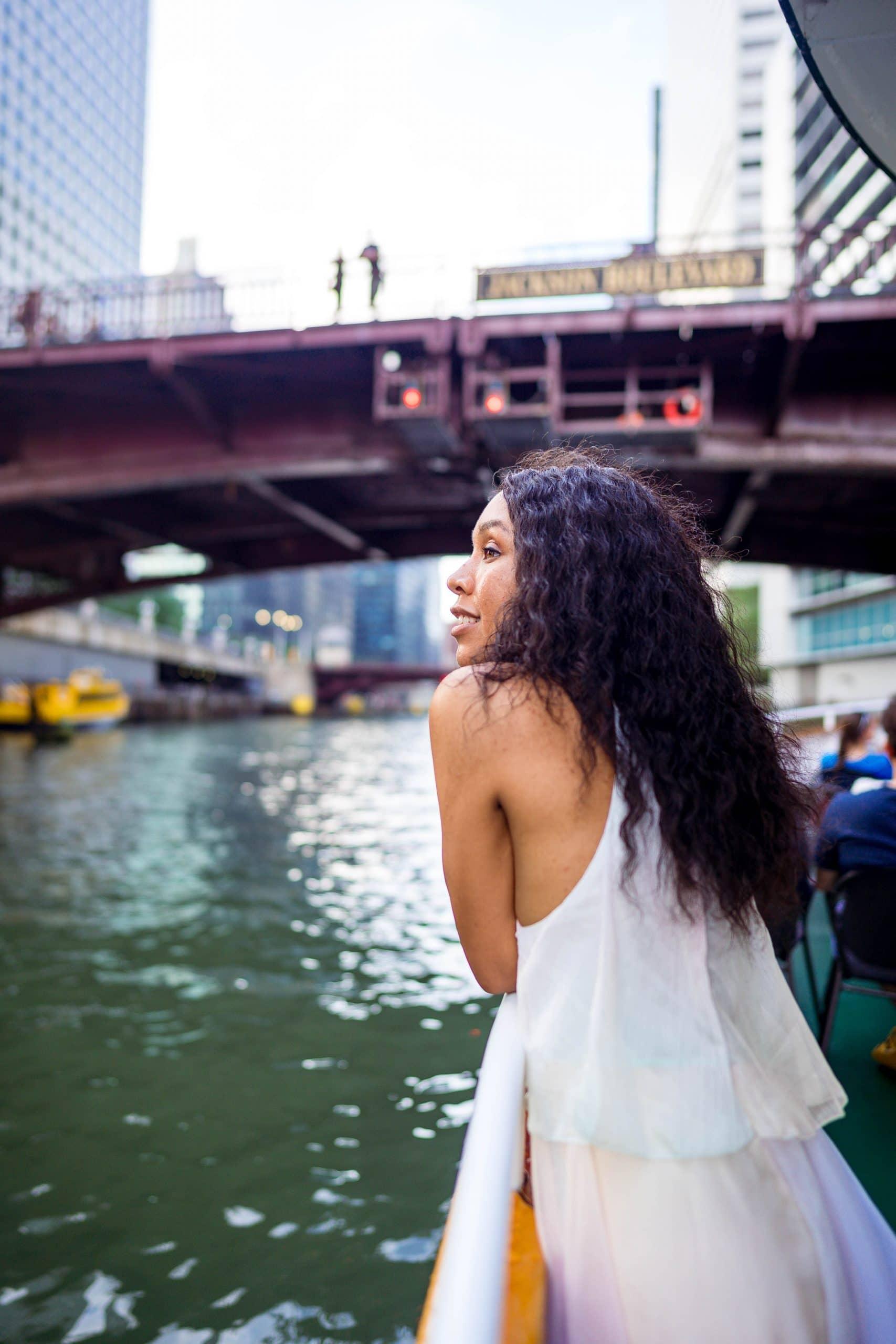 livinglesh chicago first lady cruise
