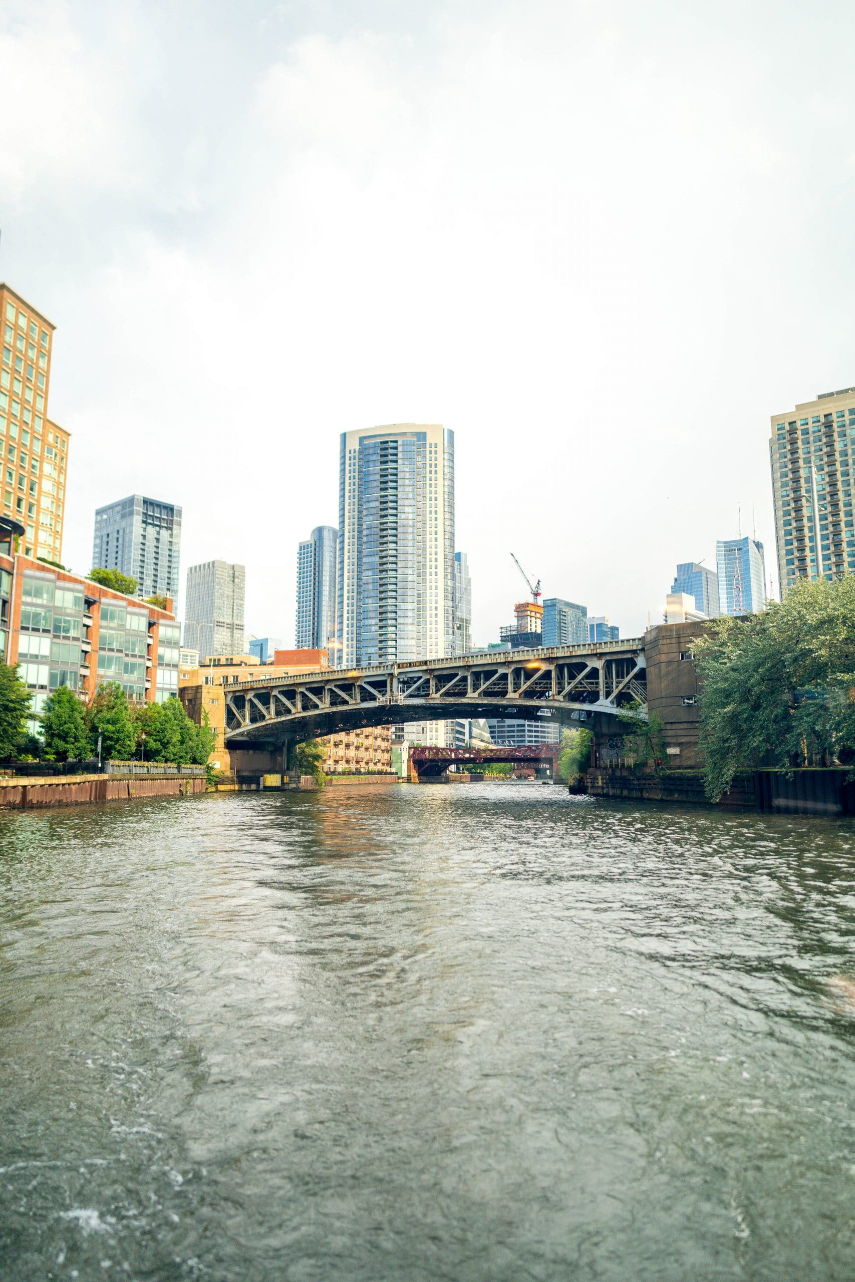 livinglesh chicago river tour