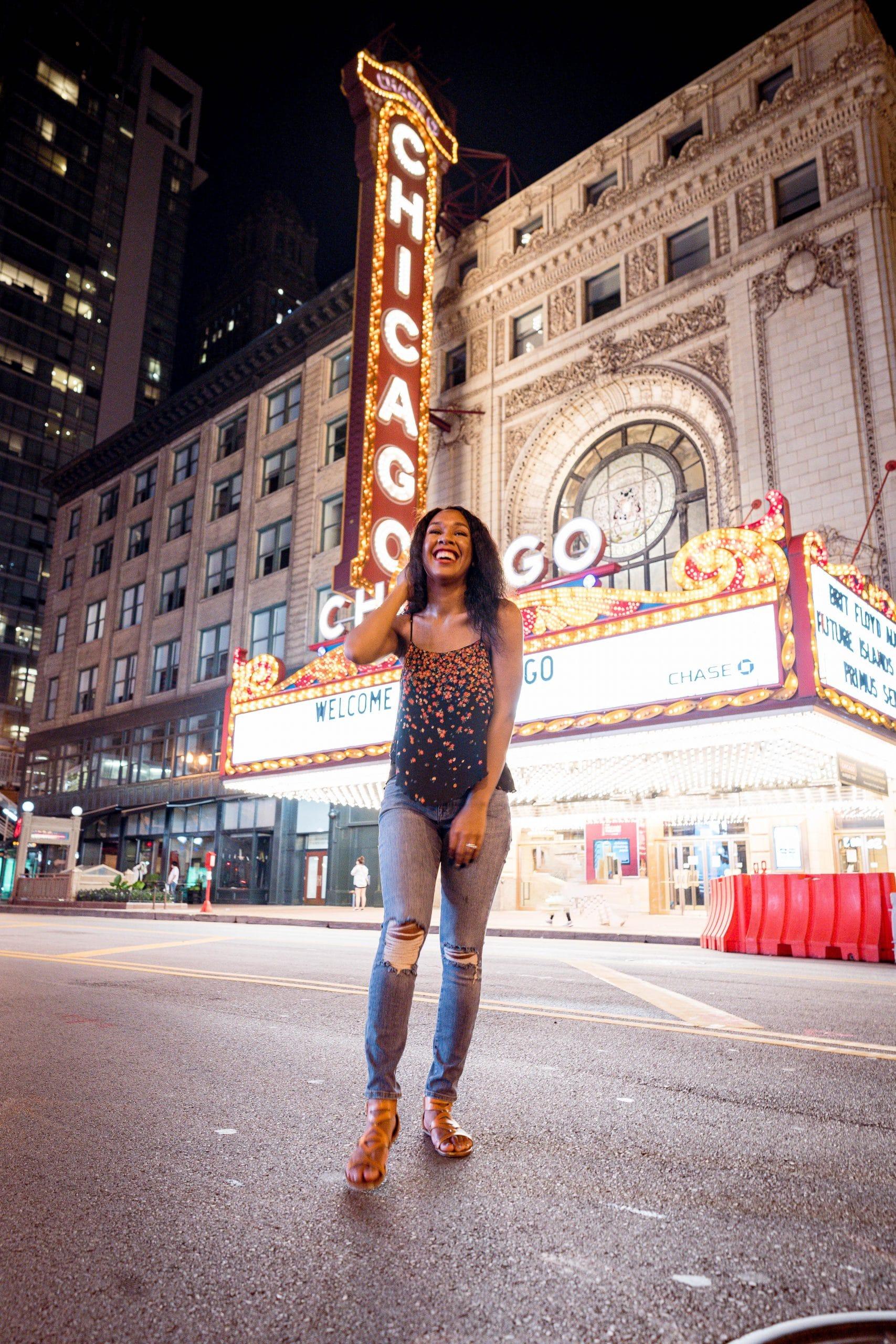 livinglesh chicago theater