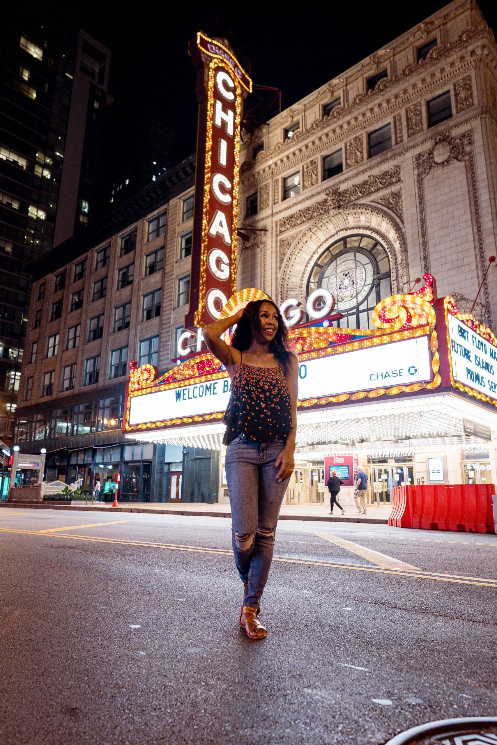 livinglesh chicago theatre