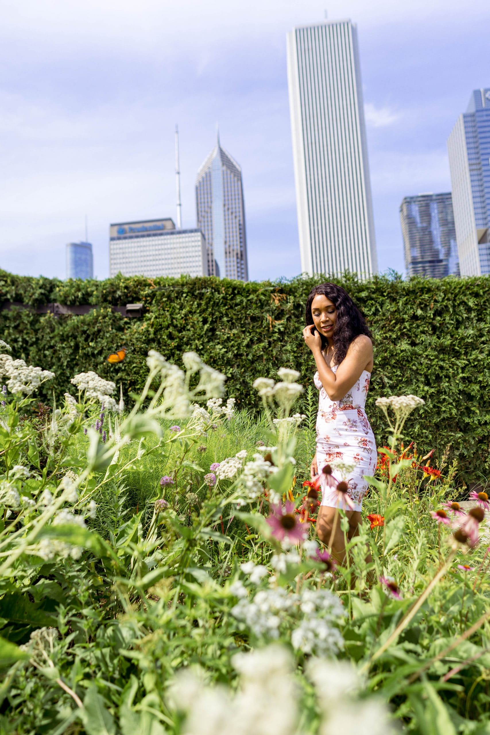 livinglesh lurie garden chicago