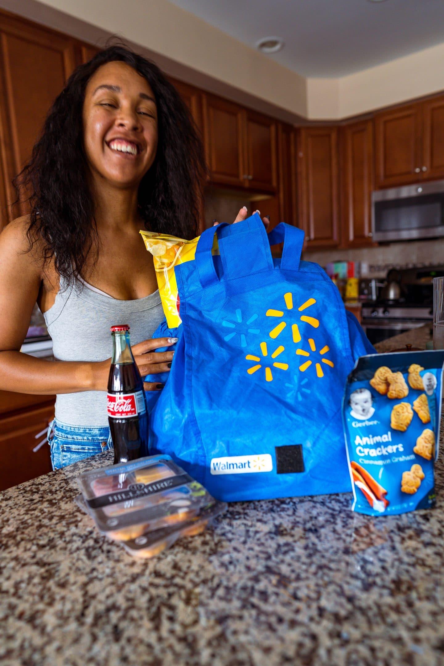 livinglesh walmart+ groceries