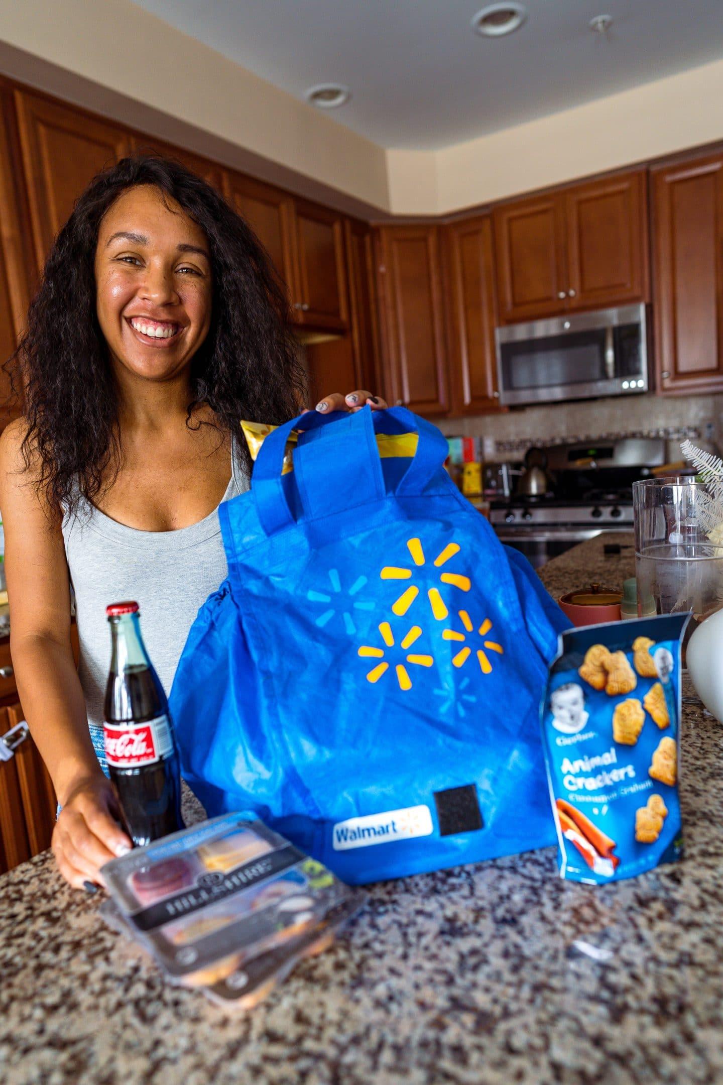 livinglesh walmart+ grocery delivery